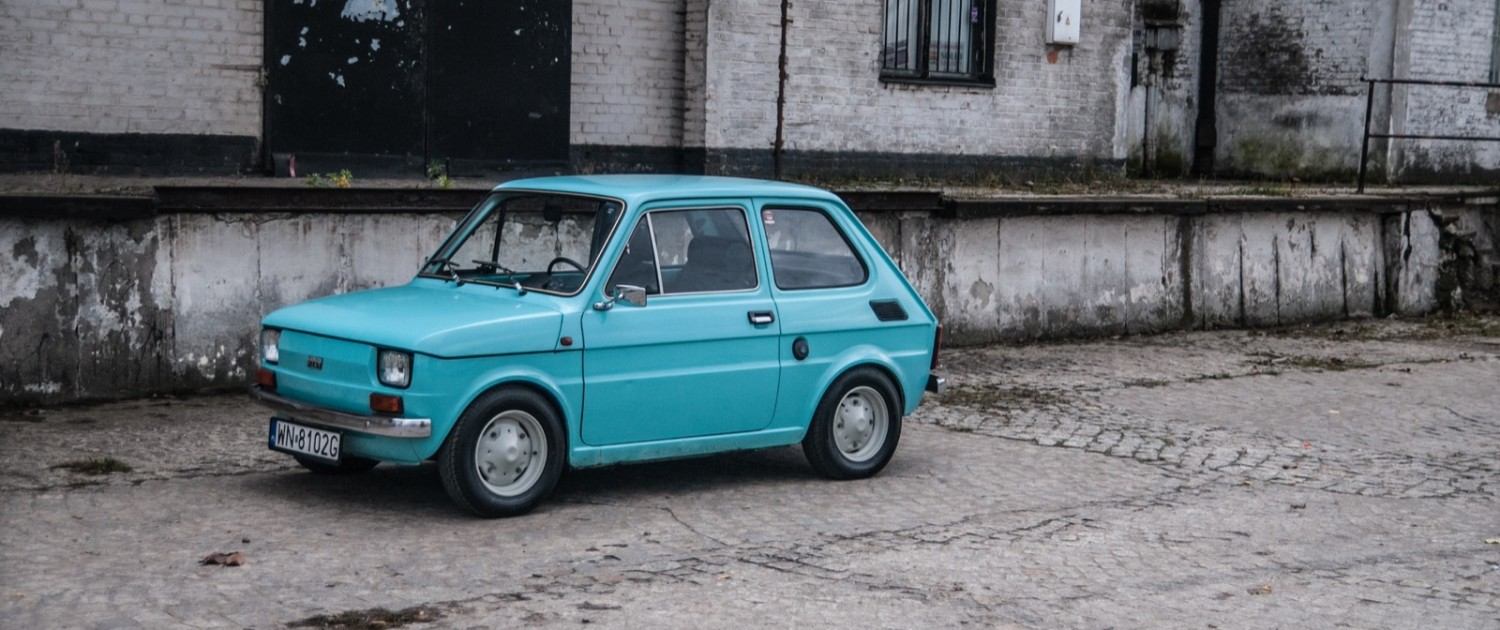 New Fiat 500 For Sale >> Ardor Auctions | Fiat 126P 1978