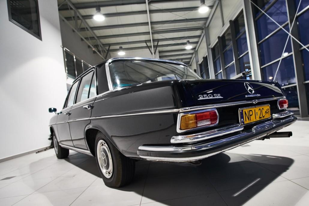 Ardor Auctions | Mercedes-Benz 250 SE 1966