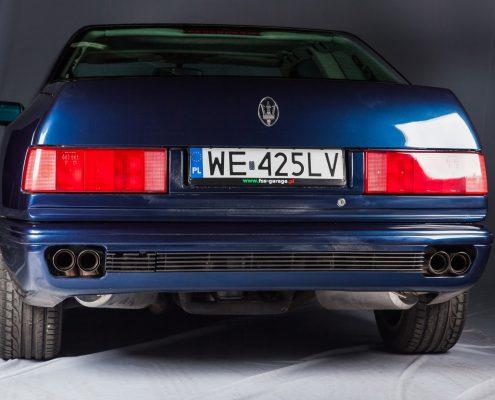 Ardor Auctions | 12  Maserati Ghibli 1997