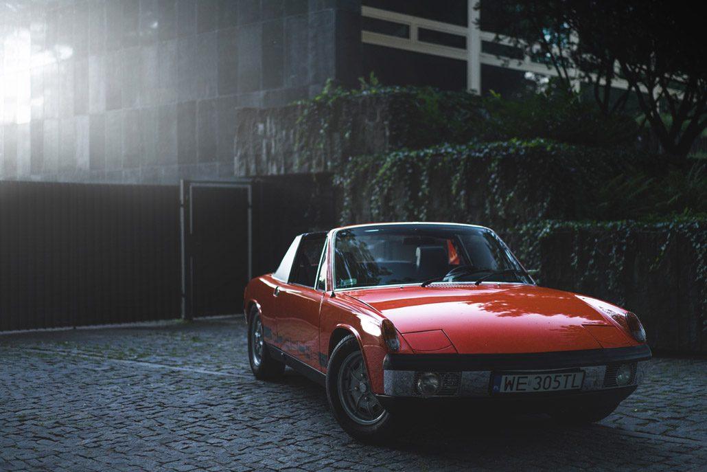 Ardor Auctions | 07  Porsche 914 1971