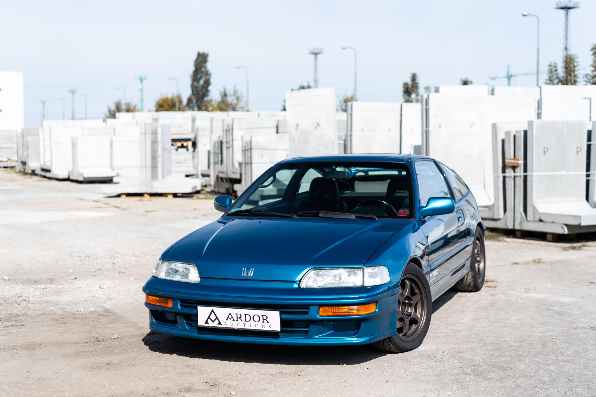Honda CRX Vtec-25