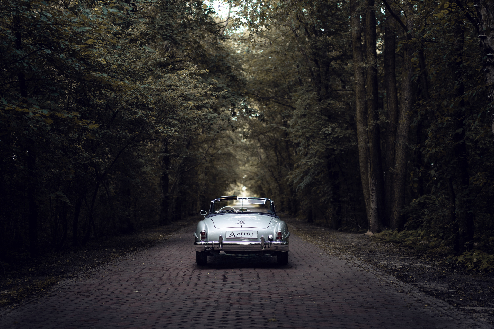 Mercedes190Draco