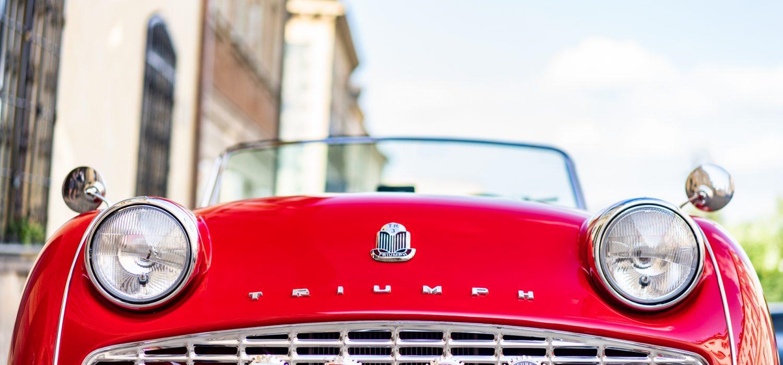 Triumph TR3-11